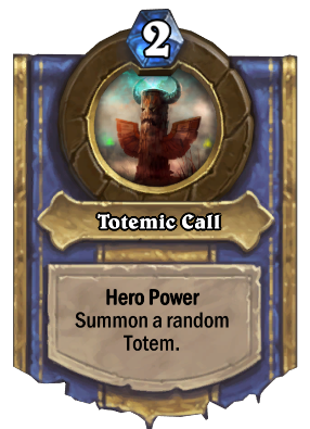 Totemic Call Card Image