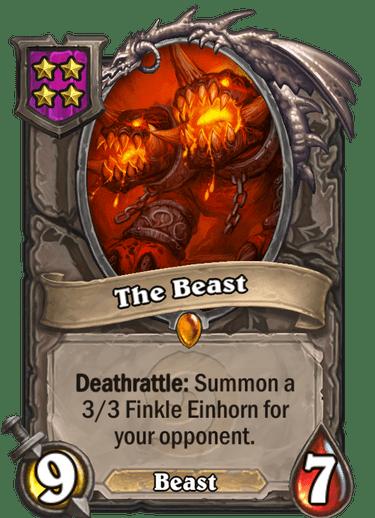 The Beast Card Image