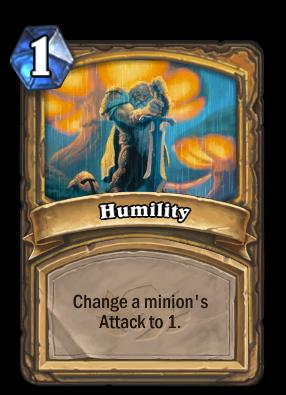 Humility Card Image