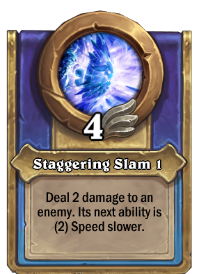 Staggering Slam 1 Card Image
