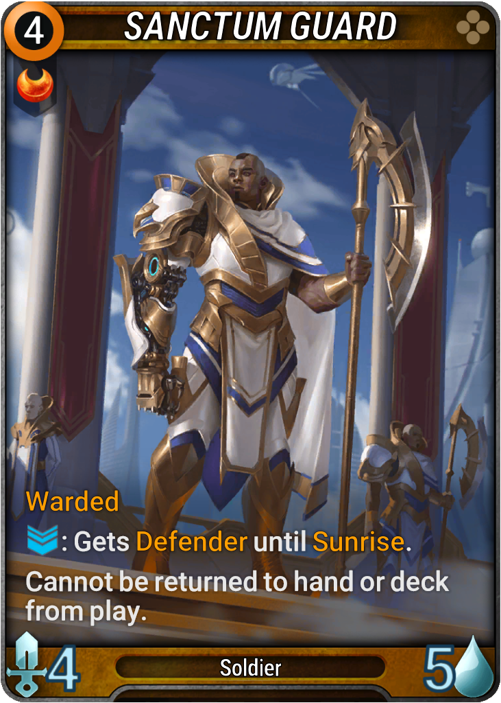 Sanctum Guard Card Image