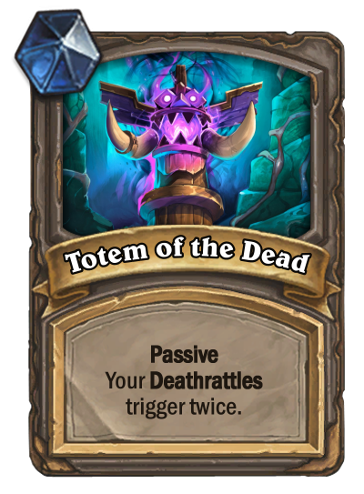 Totem of the Dead Card Image