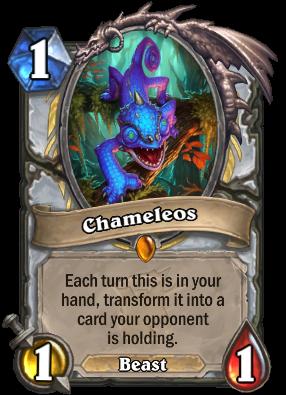 Chameleos Card Image