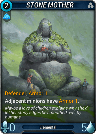 Stone Mother Card Image