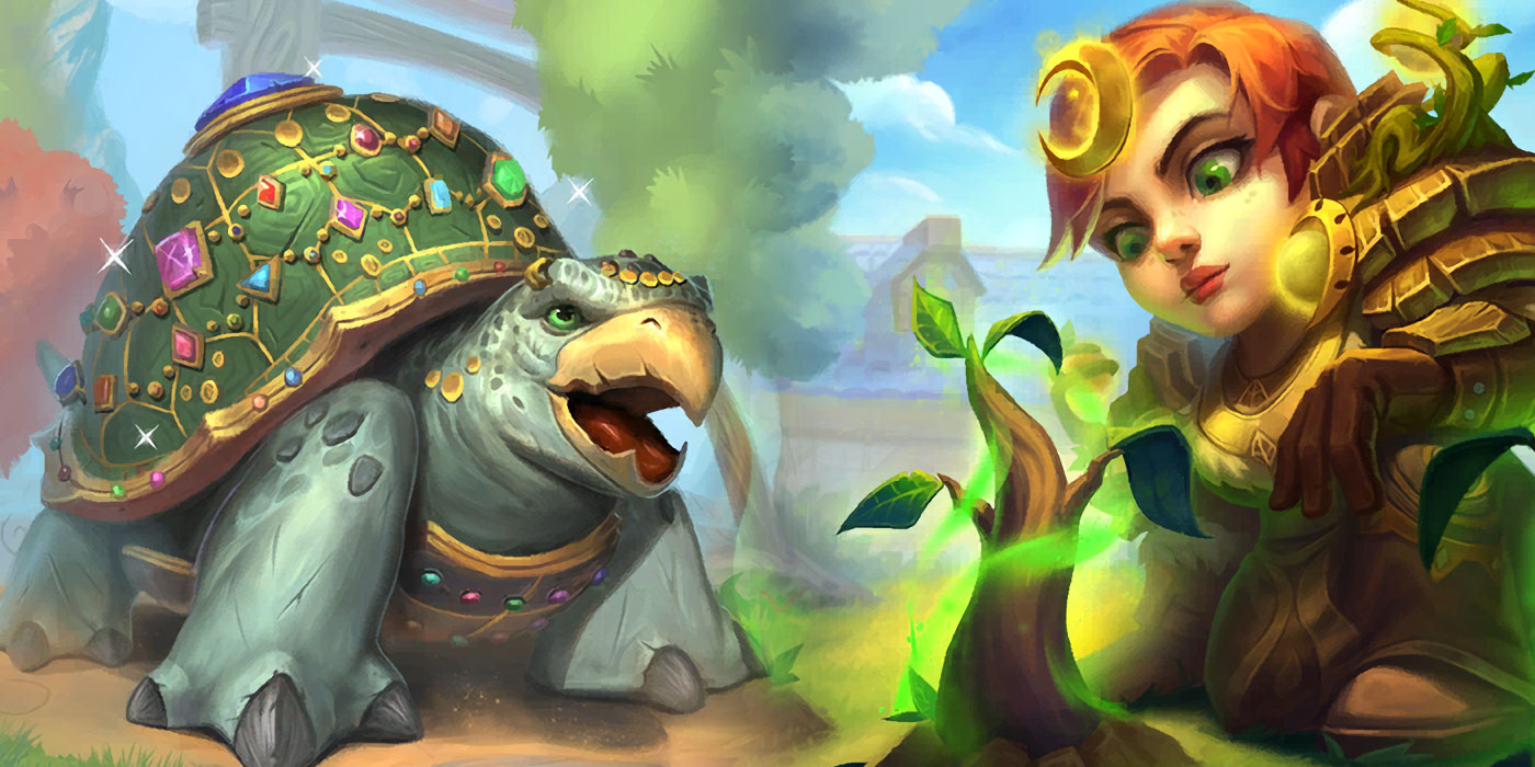 Reviewing Hearthstone's New Druid Cards Arriving in United in Stormwind