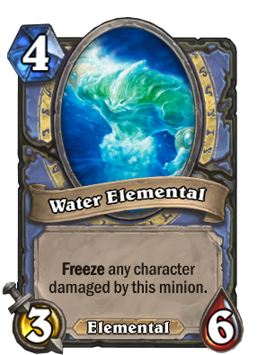 Water Elemental Card Image