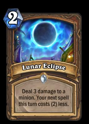 Lunar Eclipse Card Image
