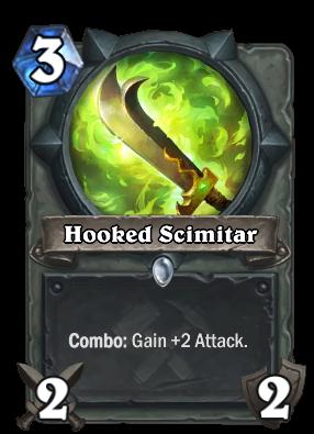 Hooked Scimitar Card Image