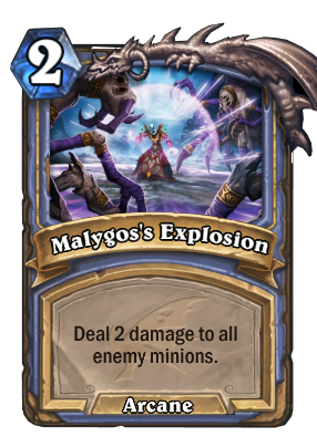 Malygos's Explosion Card Image