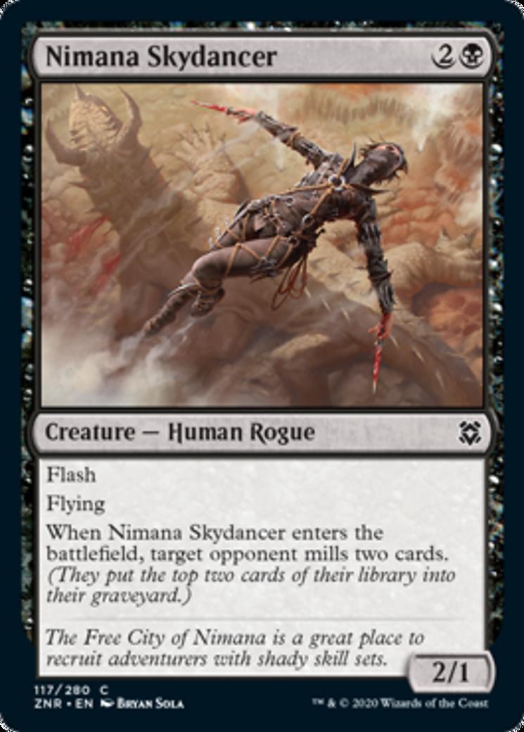 Nimana Skydancer Card Image