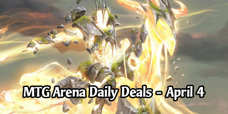 Daily Store Deals in MTG Arena for April 4, 2020 - 71% Off 5 M20 Cavaliers