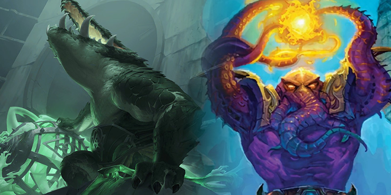 Cards From Hearthstone That Made It Into Legends of Runeterra