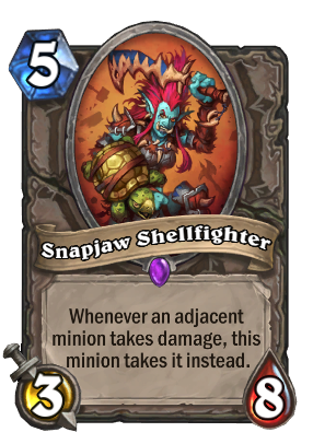 Snapjaw Shellfighter Card Image
