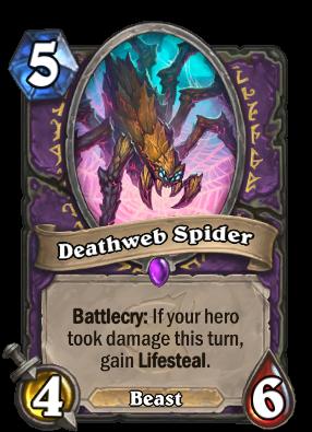 Deathweb Spider Card Image