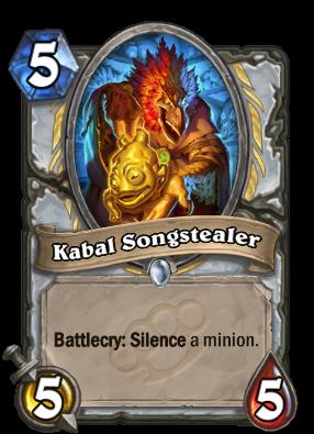Kabal Songstealer Card Image
