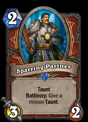 Sparring Partner Card Image