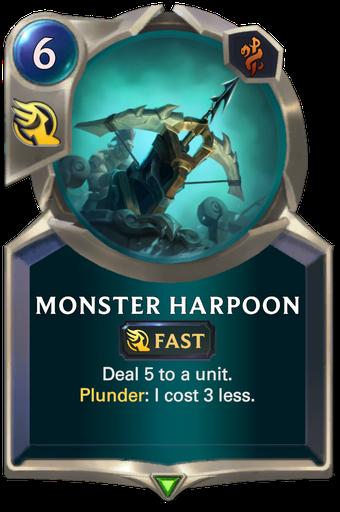 Monster Harpoon Card Image