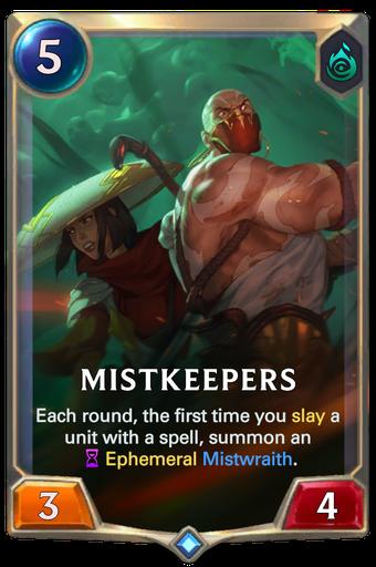 Mistkeepers Card Image