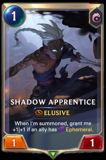 Shadow Apprentice Card Image