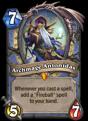 Archmage Antonidas Card Image