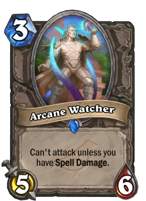 Arcane Watcher Card Image