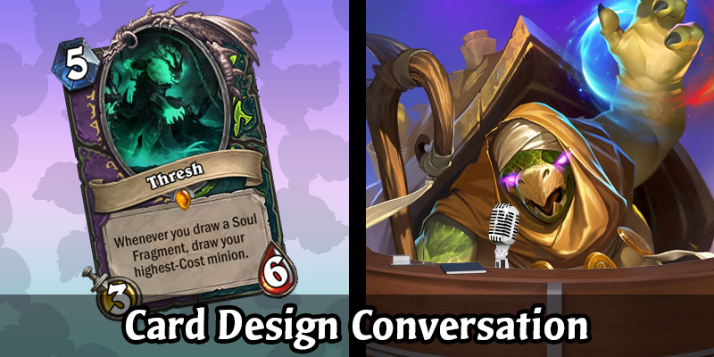Card Design Conversation - Claw And Order