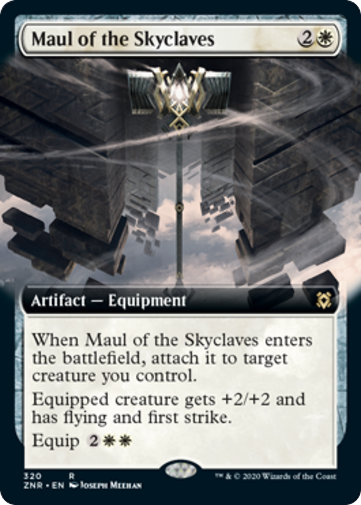 Maul of the Skyclaves Card Image