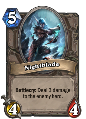 (5) Nightblade