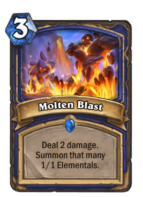 Molten Blast Card Image