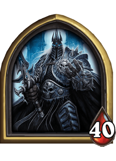 The Lich King Card Image