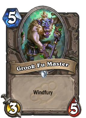 Grook Fu Master Card Image