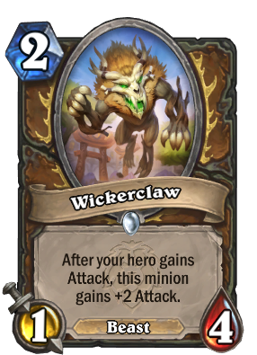Wickerclaw Card Image