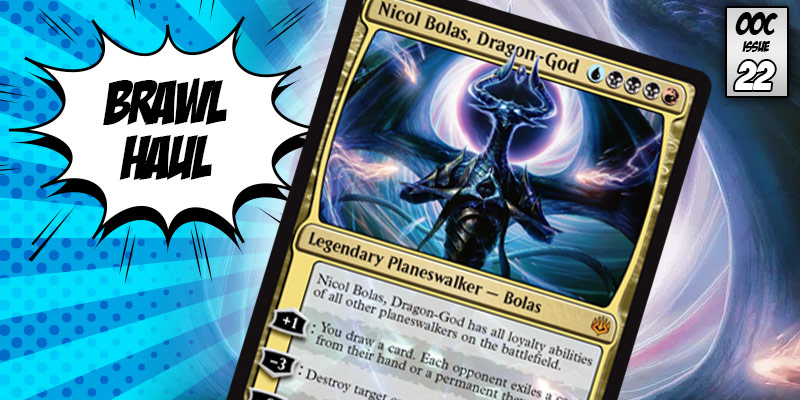 Brawl Haul - Scheming with Nicol Bolas, Dragon-God