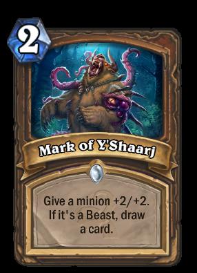 Mark of Y'Shaarj Card Image