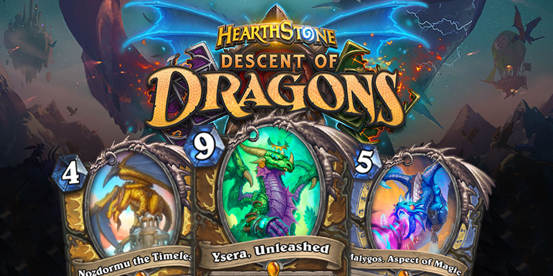 Out of Cards Reviews - Descent of Dragons Initial Reveal #4