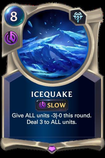 Icequake Card Image