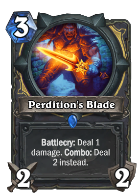 Perdition's Blade Card Image