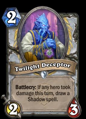 Twilight Deceptor Card Image