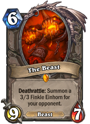 The Beast Card Image