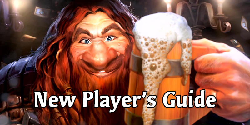 New Player's Guide to Hearthstone