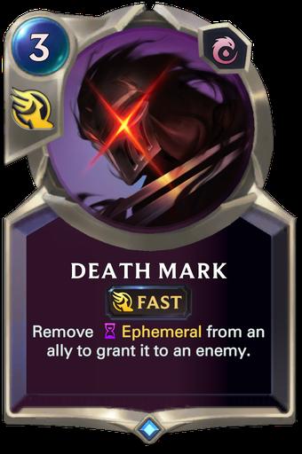 Death Mark Card Image
