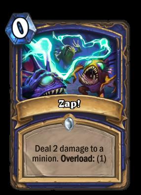 Zap! Card Image