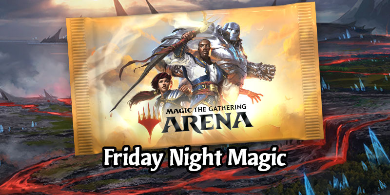 This Week's Friday Night Magic Features Historic Brawl