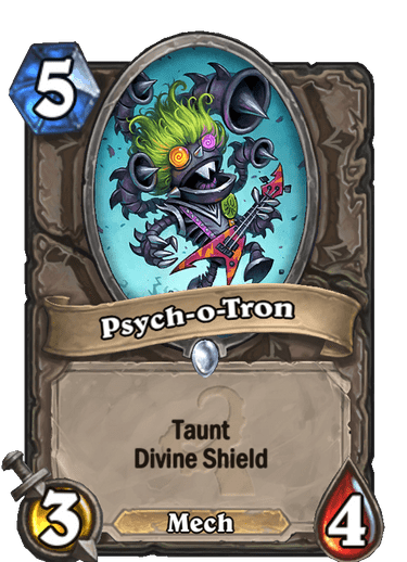 Psych-o-Tron Card Image