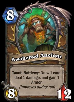 Awakened Ancient Card Image