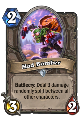 Mad Bomber Card Image