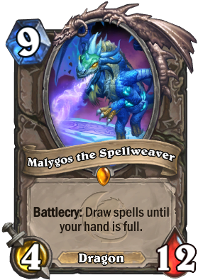 Malygos the Spellweaver Card Image
