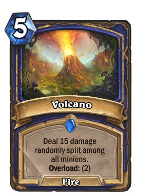 Volcano Card Image