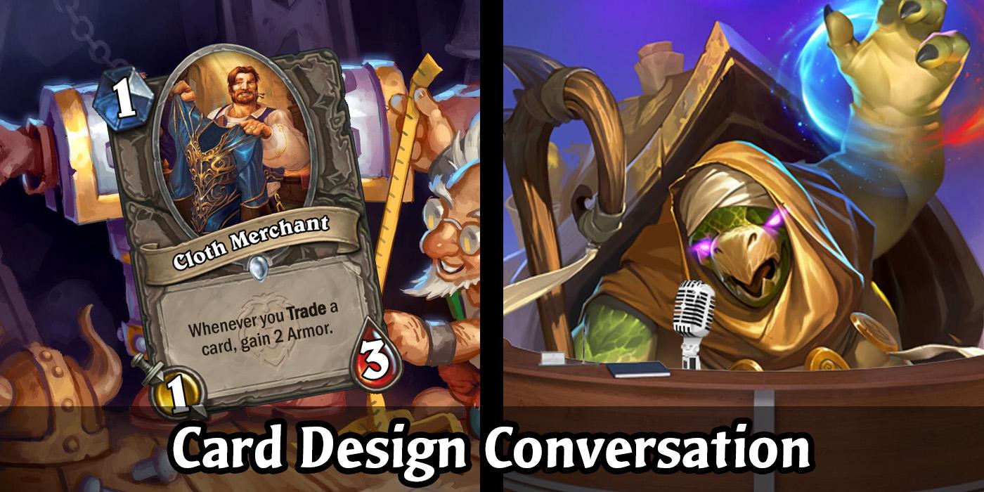 Card Design Conversation - Third, Aye
