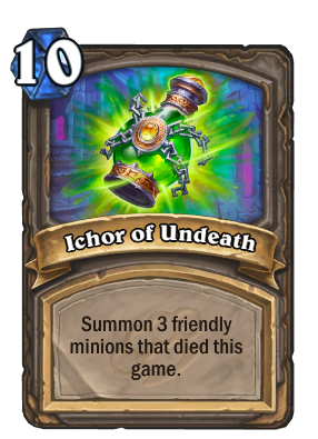 Ichor of Undeath Card Image
